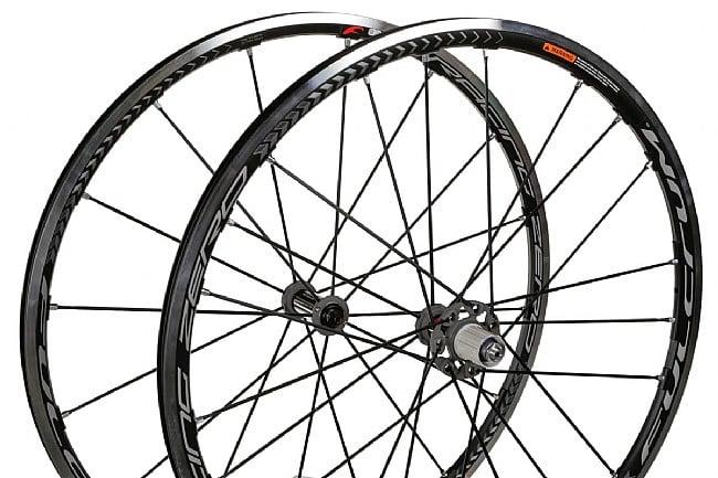 Fulcrum Racing Zero Clincher Wheelset Black - Shimano/SRAM 8/9/10/11