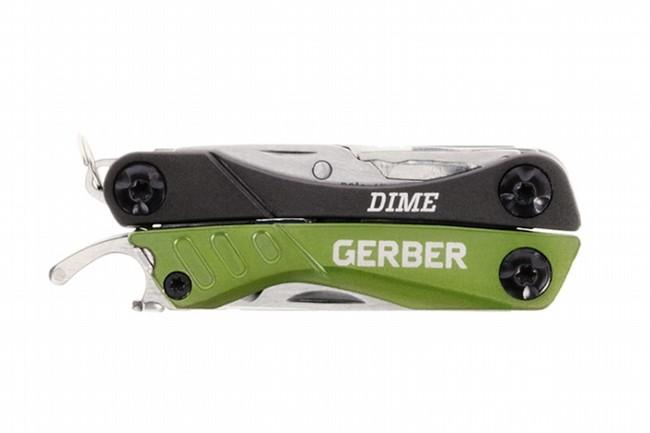 Gerber Dime Multi-Tool Green