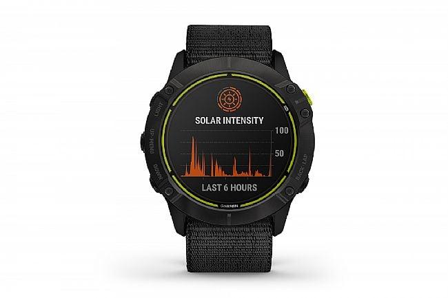 Garmin Enduro GPS Watch Solar Intensity