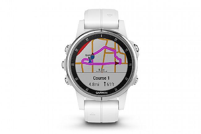 Garmin Fenix 5S Plus Sapphire GPS Watch Garmin Fenix 5s PLUS Sapphire GPS Watch