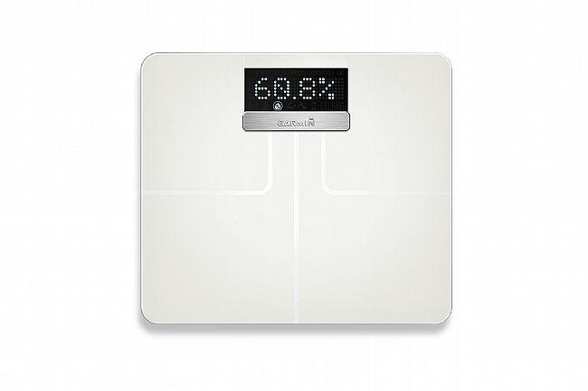 Garmin NHO Index Smart Scale White