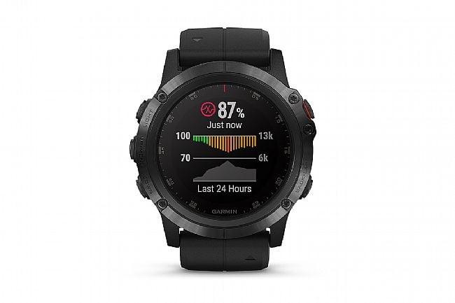 Garmin Fenix 5X Plus Sapphire GPS Watch Garmin Fenix 5X PLUS Sapphire GPS Watch