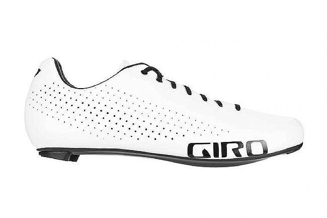 Giro Mens Empire Road Shoe White