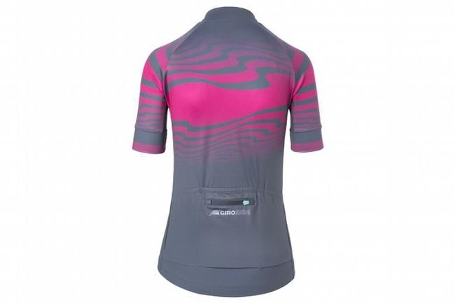 Giro Womens Chrono Expert Jersey Ondas Pink Ondas