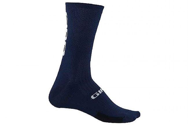 Giro HRc Team Sock Midnight Blue