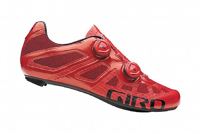 Giro Imperial Road Shoe Bright Red