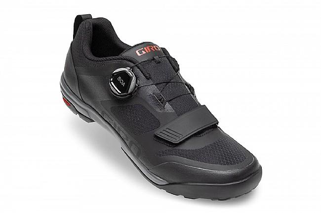 Giro Mens Ventana Shoe Black / Dark Shadow
