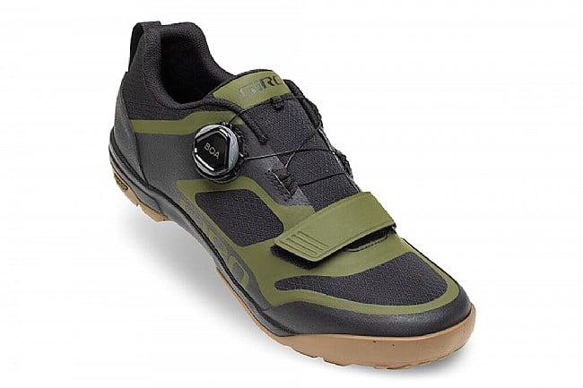 Giro Mens Ventana Shoe Black / Olive