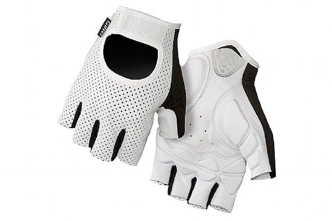 Giro LX Half Finger Glove White