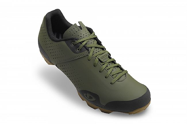 Giro Privateer Lace MTB Shoe Olive/Gum