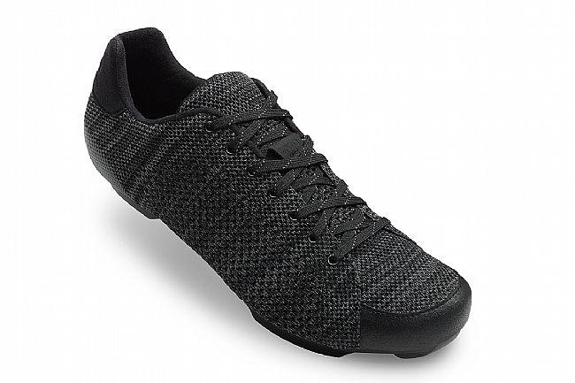 Giro Republic R Knit Cycling Shoe Black/Charcoal