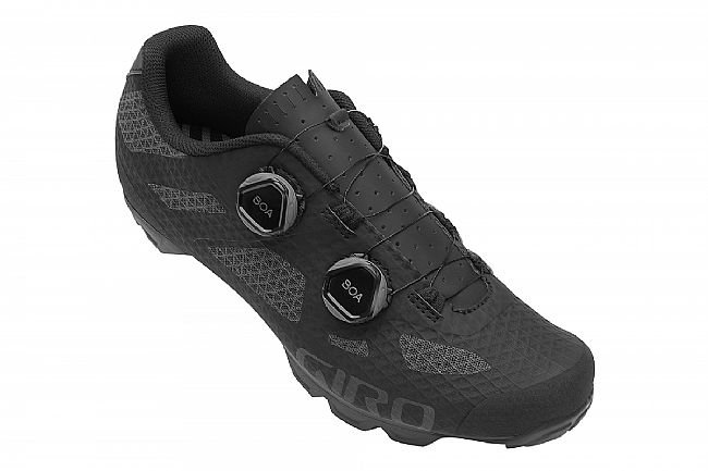 Giro Womens Sector MTB Shoe Black/Dark Shadow