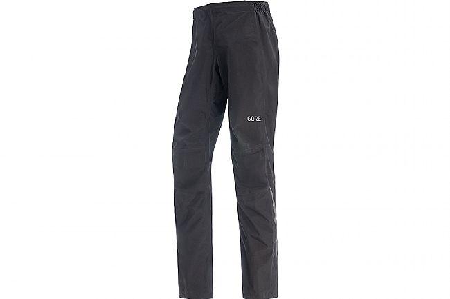 Gore Wear Mens Gore-Tex Paclite Pants Black