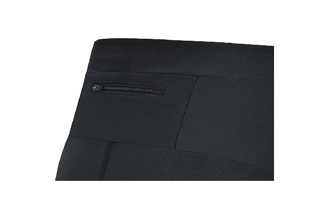 Gore Wear Womens R3 Windstopper Pants Black