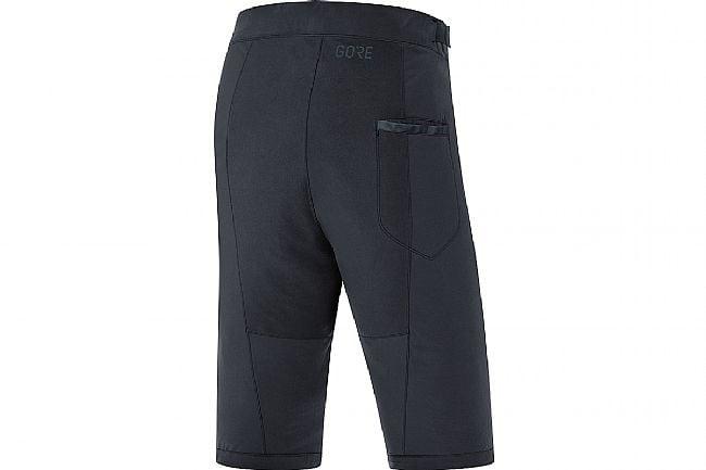Gore Wear Mens Explore Shorts Black