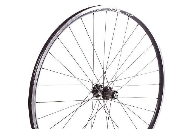 Handspun Quality Wheels Shimano 105/DT R460 Rear Clincher Wheel 105 R7000 11spd - DT R460