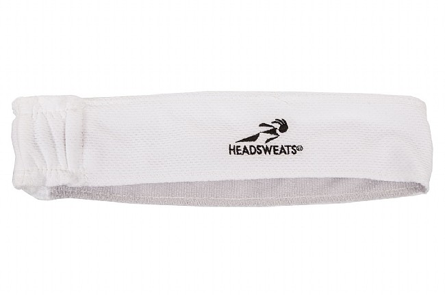 Headsweats Topless Eventure Headband White