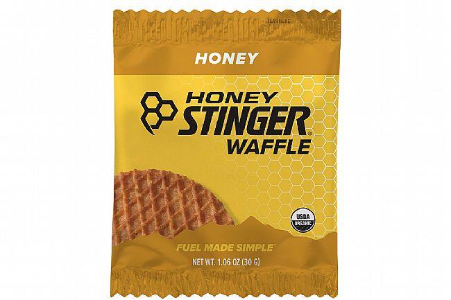 Honey Stinger Organic Stinger Waffle (Box of 16) Honey