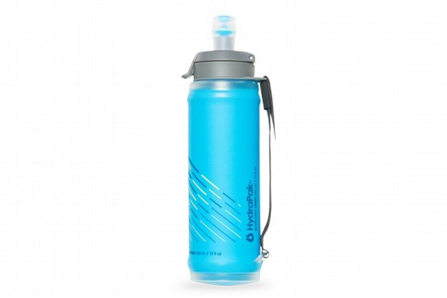 HydraPak SkyFlask Speed 350ml Malibu Blue - 350ml