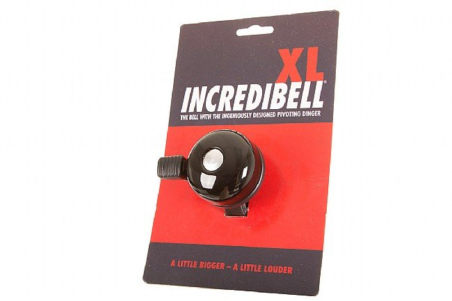 Incredibell Handle Bar Bell Black XL