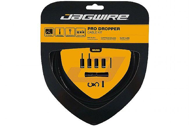 Jagwire Pro Dropper Post Cable Kit Jagwire Pro Dropper Post Cable Kit