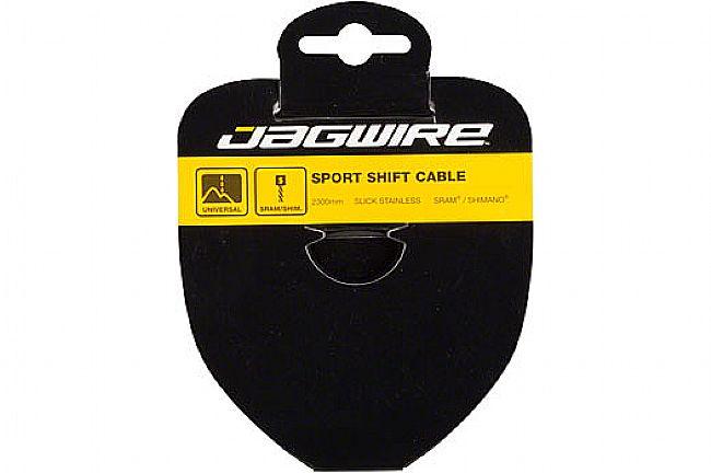 Jagwire Slick Stainless Tandem Derailleur Cable SRAM/Shima Jagwire Slick Stainless Tandem Derailleur Cable SRAM/Shima