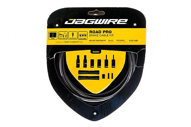 Jagwire Road Pro Polished Brake Cable Kit Ice Gray - Sram/Shimano