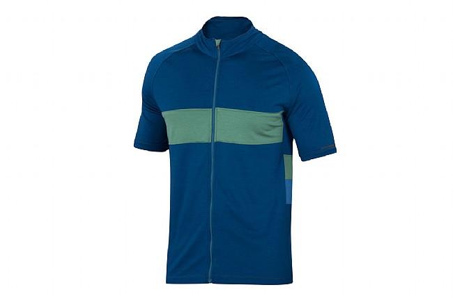469689142 Ibex Mens Spoke Merino Full-Zip Jersey at BikeTiresDirect