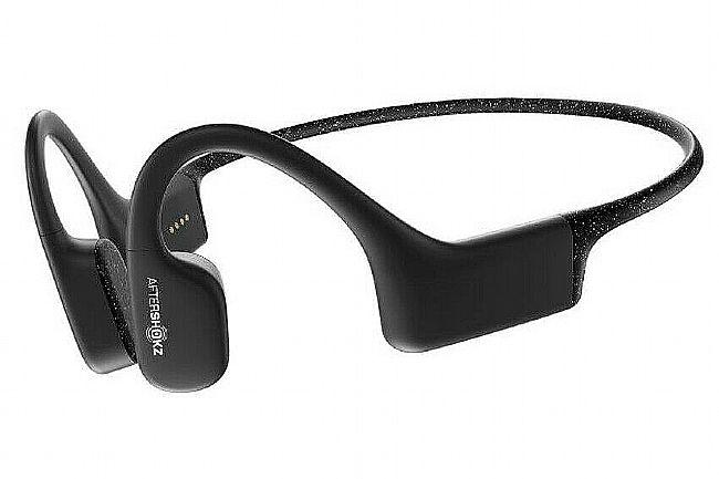 AfterShokz XTrainers Waterproof Bone Conduction MP3 Headphone Black Diamond