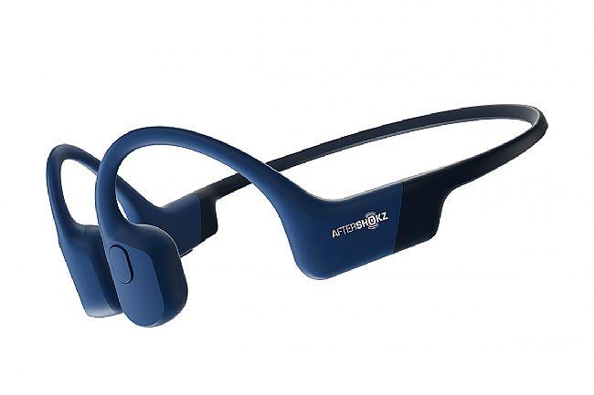 AfterShokz Aeropex Wireless Open Ear Headphones Blue Eclipse