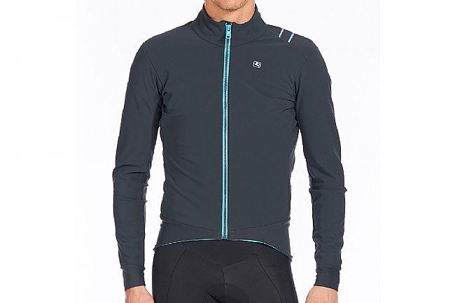 Giordana Mens Fusion Jacket Charcoal/Blue