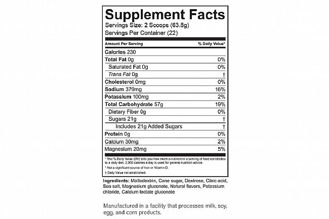 Infinit Nutrition Speed High-Intensity Fuel Infinit Nutrition Speed High-Intensity Fuel