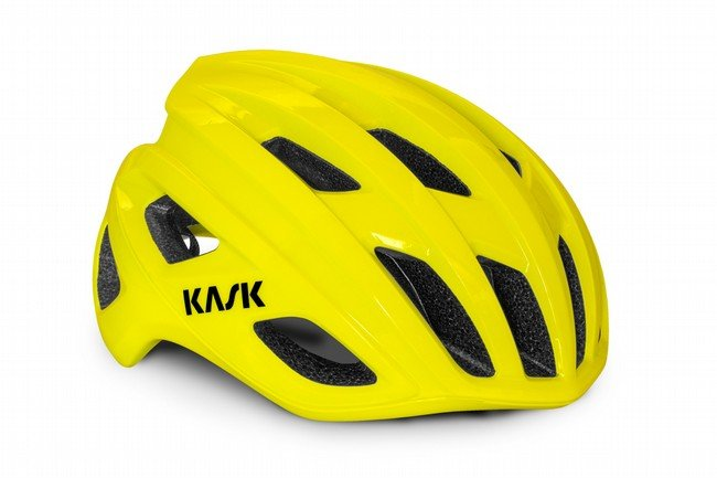 Kask Mojito Cubed Helmet Yellow Fluo