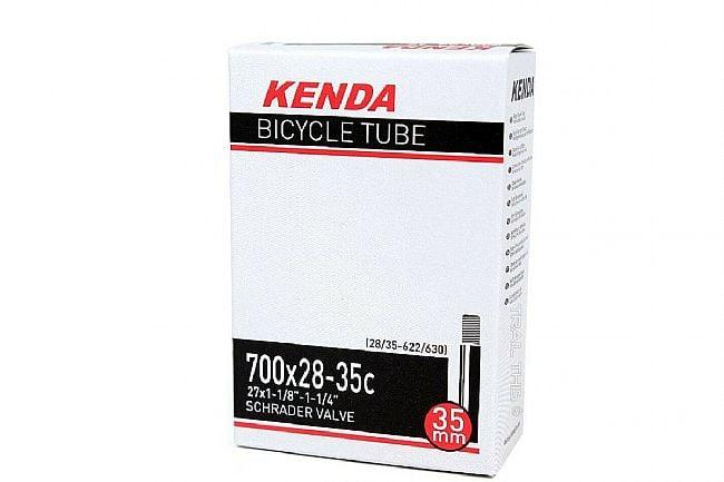Kenda Standard Schrader Valve Tube Kenda Standard Schrader Valve Tube