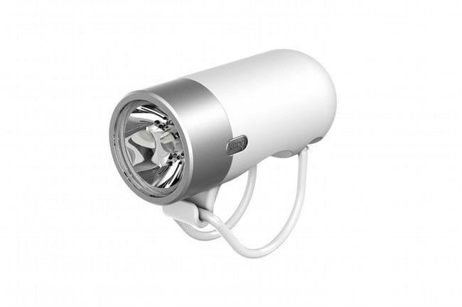 Knog Plug Front Light White