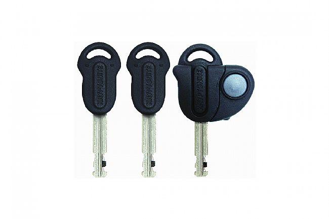 Kryptonite New York STD U-Lock Keys