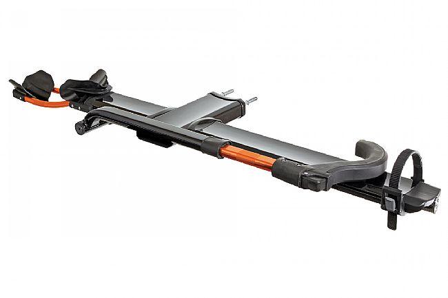 Kuat NV 2.0 - 1 Bike Add-On Gray Metallic w/ Orange Anodize