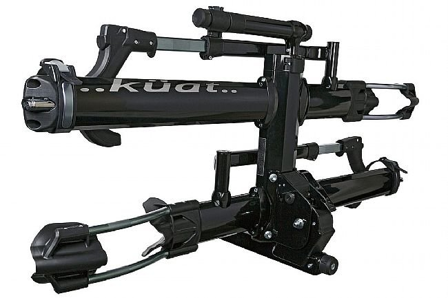 Kuat NV 2.0 Bike Hitch Rack Black Metallic