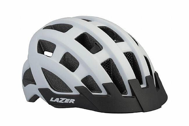 Lazer Compact DLX Helmet Matte White