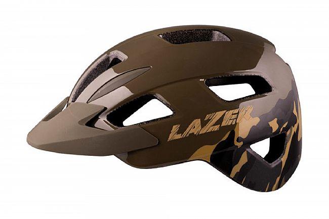 Lazer Gekko MIPS Childs Helmet Dark Green Camo - Universal Child
