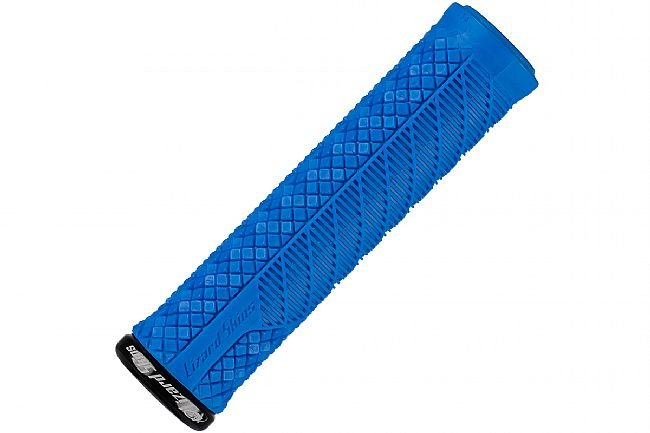 Lizard Skins Charger Evo Lock-On Grips Electric Blue