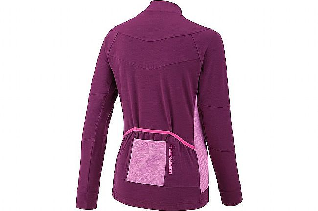 Louis Garneau Womens Beeze Long Sleeve Jersey at BikeTiresDirect 65c526e58