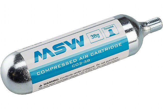 MSW 38g CO2 Cartridge MSW 38g CO2 Cartridge