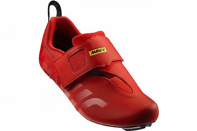 Mavic Cosmic Elite Triathlon Shoe Fiery Red