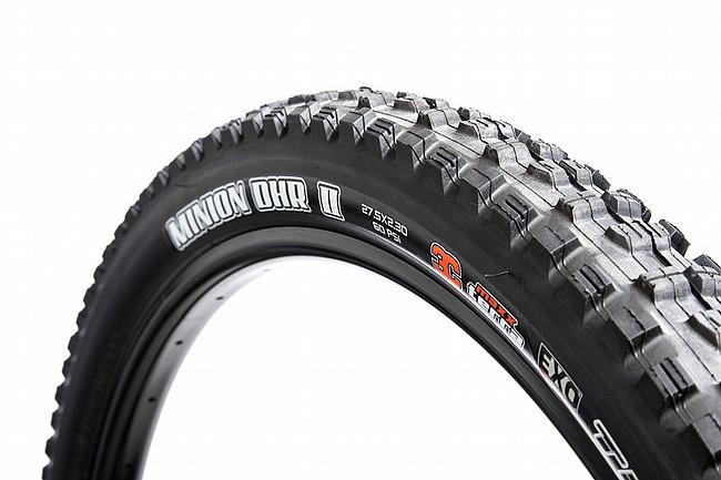 "Maxxis Minion DHR II 3C/EXO/TR 27.5"" Tire Minion DHR II 27.5 MTB Tire"