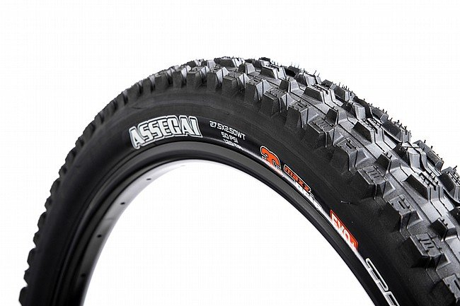 "Maxxis Assegai 27.5"" Wide Trail 3C/EXO+/TR MTB Tire"