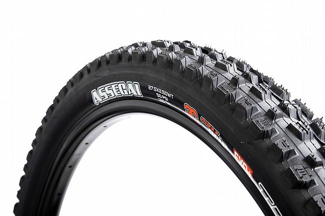 """Maxxis Assegai 27.5"""" Wide Trail 3C/DD/TR MTB Tire"""
