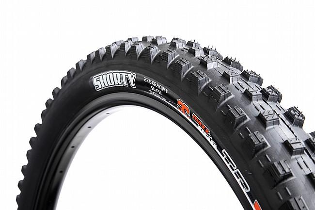 "Maxxis Shorty V2 27.5"" 3CG/TR/DD MTB Tire Maxxis Shorty V2 27.5 MTB Tire"