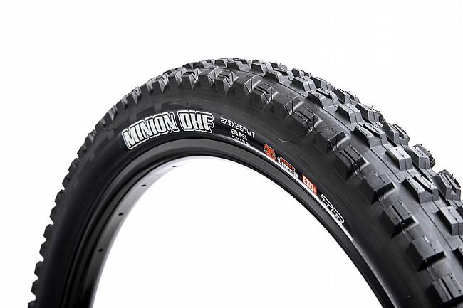 "Maxxis Minion DHF Wide Trail 3C/EXO+/TR 27.5"" Tire DHF Wide Trail 27.5 MTB Tire"