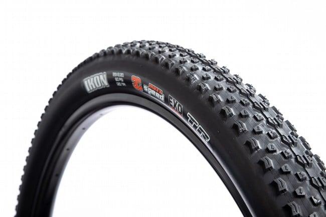 "Maxxis Ikon 29"" 3C/EXO/TR MTB Tire Black"